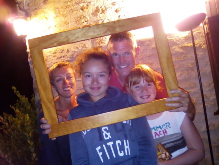 Sylvain, Judith, Clémence, Camille 1